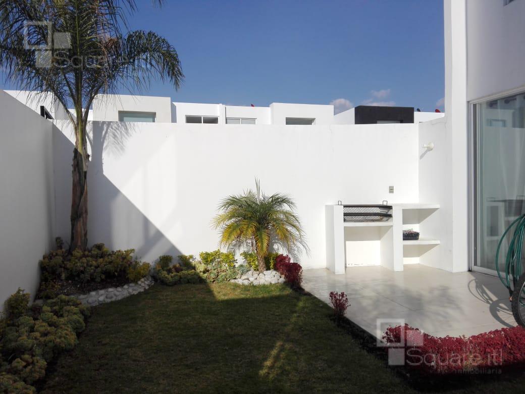 Foto Casa en Renta en  Fraccionamiento Lomas de  Angelópolis,  San Andrés Cholula  Casa en Renta, Normandía No. 264, Parque Provenza, Cascatta, Lomas de Angelópolis III