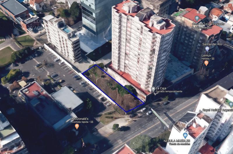 Foto Terreno en Venta en  Olivos-Vias/Rio,  Olivos  Av. Libertador 2800