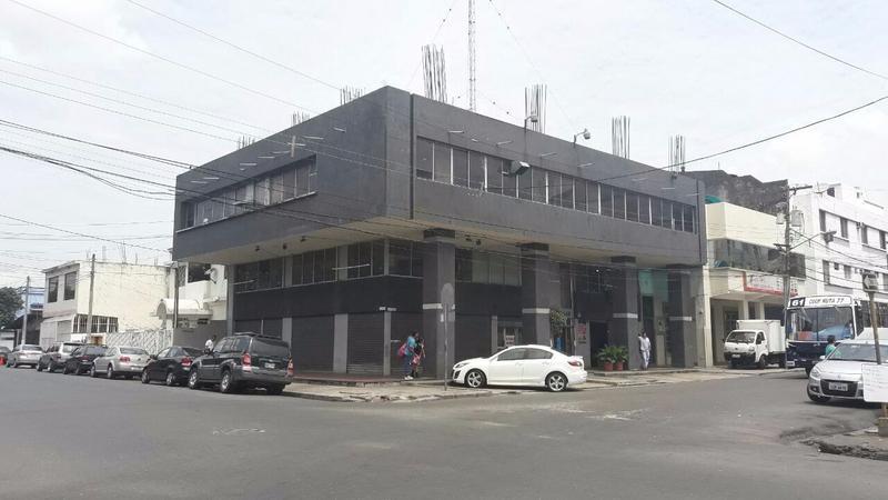 Foto Edificio Comercial en Venta en  Centro de Guayaquil,  Guayaquil  SE VENDE EDIFICIO ESQUINERO BARRIO ORELLANA