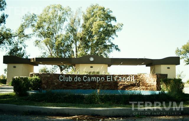 Foto Terreno en Venta en  Canning,  Ezeiza  LOTE EN VENTA : CANNING :: CLUB DE CAMPO EL CANDIL