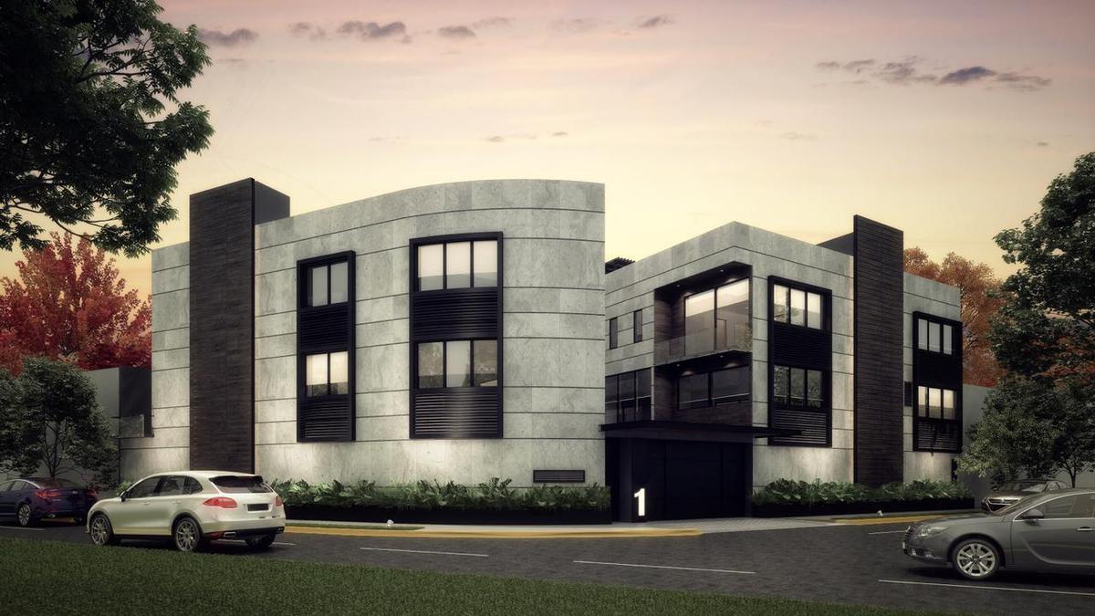Foto Casa en condominio en Venta en  Lomas de Tecamachalco,  Huixquilucan  Tecamachalco, Fuente de Platerías, casa nueva en venta (LD)