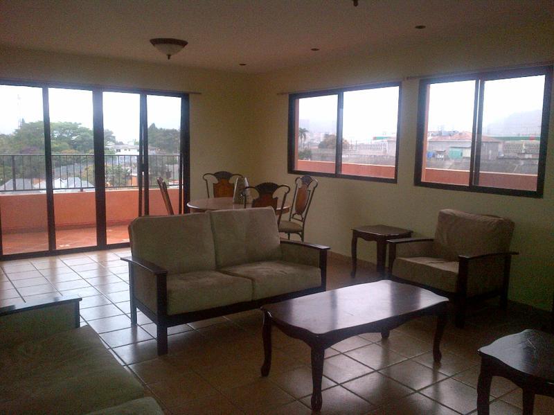 Foto Departamento en Renta en  El Trapiche,  Distrito Central  amueblado apartamento