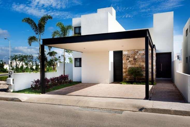 Foto Casa en condominio en Venta en  Pueblo Cholul,  Mérida  Casa en Venta  Privada Lunare (Mod.Kiina ) Cholul, Mérida Yucatán