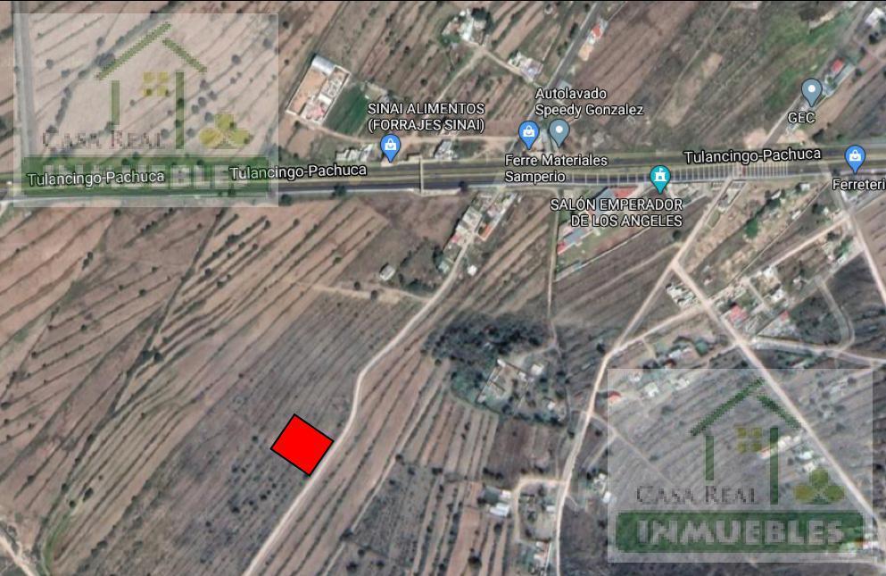 Foto Terreno en Venta en  Ejido Xolostitla de Morelos,  Epazoyucan  Terreno en Xolostitla a 1 km de Carretera Pachuca-Tulancingo