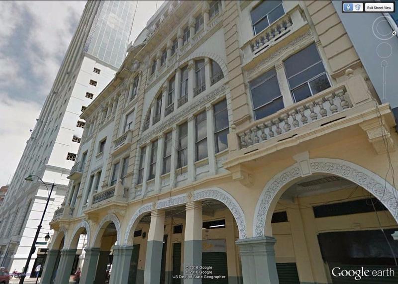 Foto Edificio Comercial en Venta en  Malecon 2000,  Guayaquil  VENTA EDIFICIO PATRIMONIAL ESQUINERO EN EL MALECON