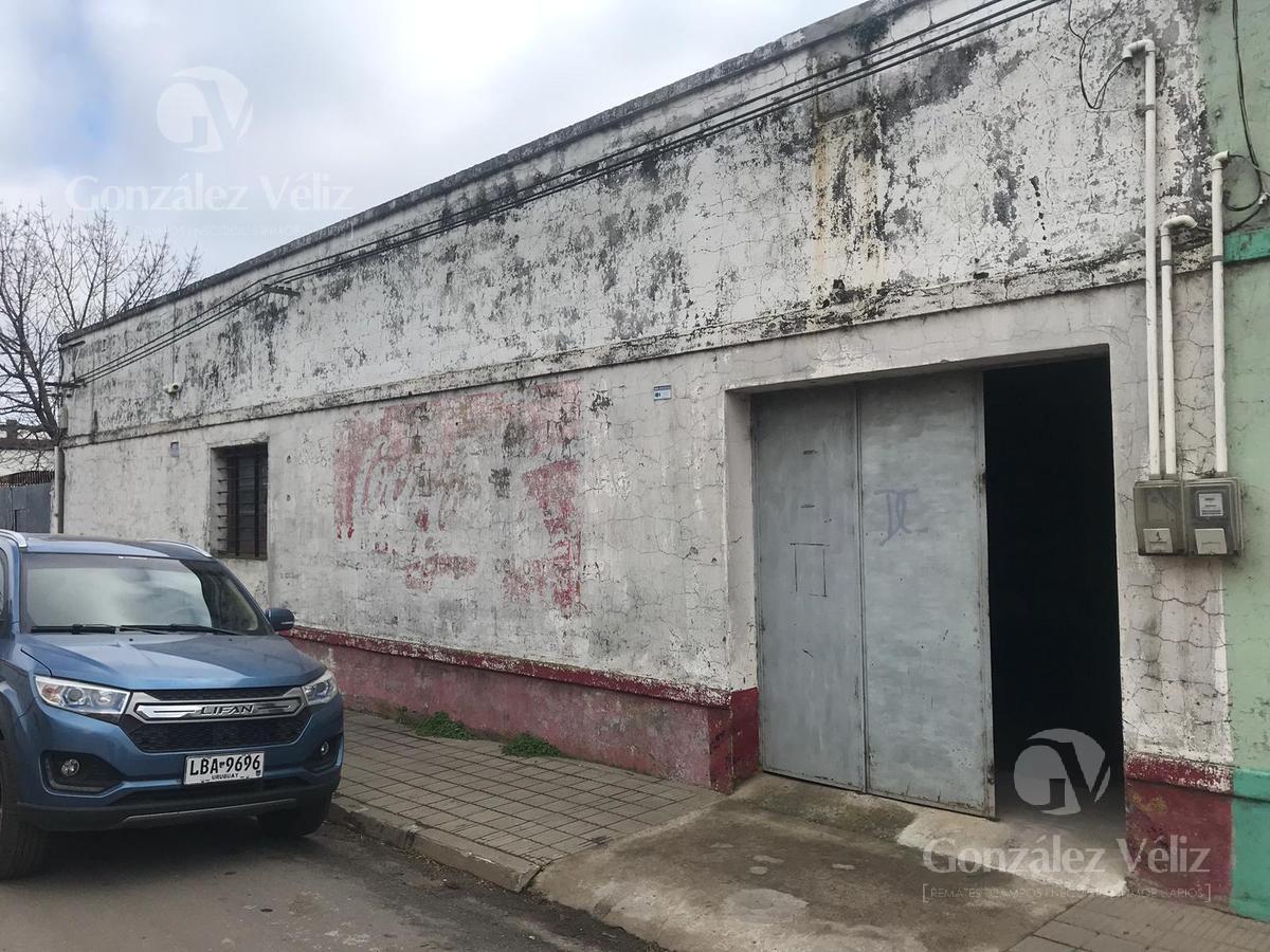 Foto Depósito en Alquiler en  Carmelo ,  Colonia  12 de Febrero entre Carmen y Zorrilla