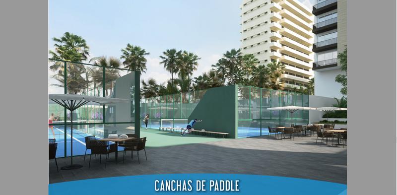 Foto Departamento en Venta en  Supermanzana 4 A,  Cancún  BREZZA PREVENTA