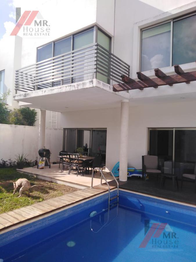 Foto Casa en condominio en Venta en  Residencial Cumbres,  Cancún  CASA EN VENTA EN RESIDENCIAL CUMBRES, CANCÚN