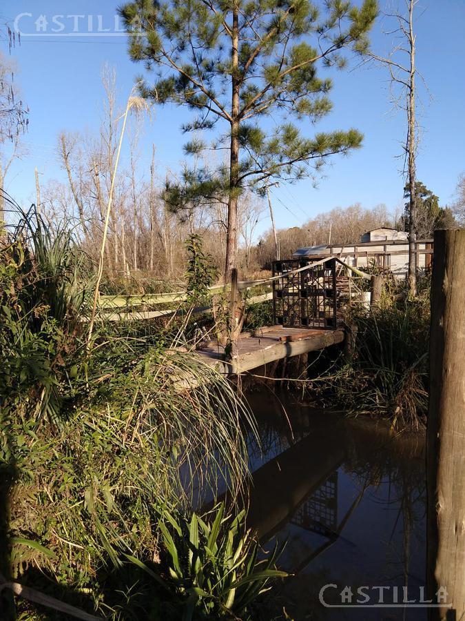 Foto Terreno en Venta en  Torito,  Zona Delta Tigre  Torito al 500