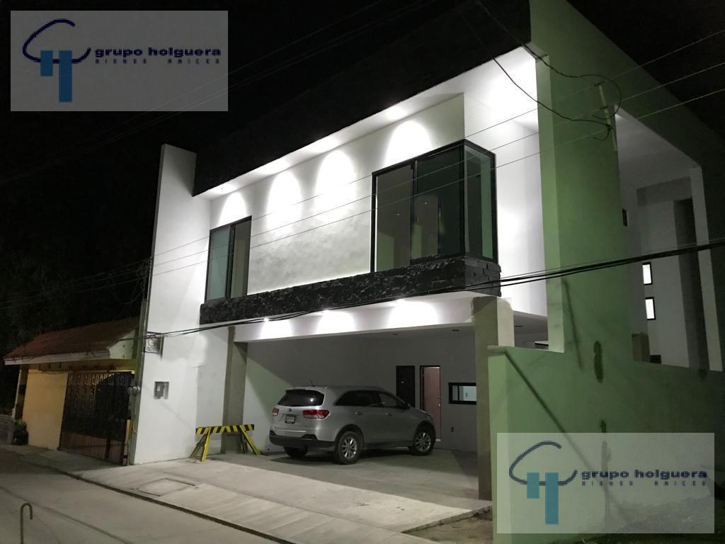 Foto Casa en Venta en  Smith,  Tampico  CV-362 EN VENTA CASA NUEVA COL. SMITH, TAMPICO, TAM.