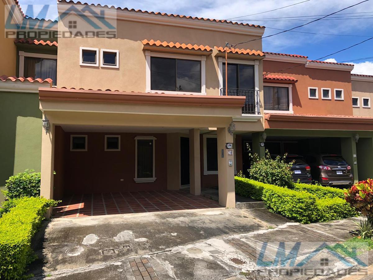 Foto Casa en condominio en Venta en  Santana,  Santa Ana  Camino Santiago
