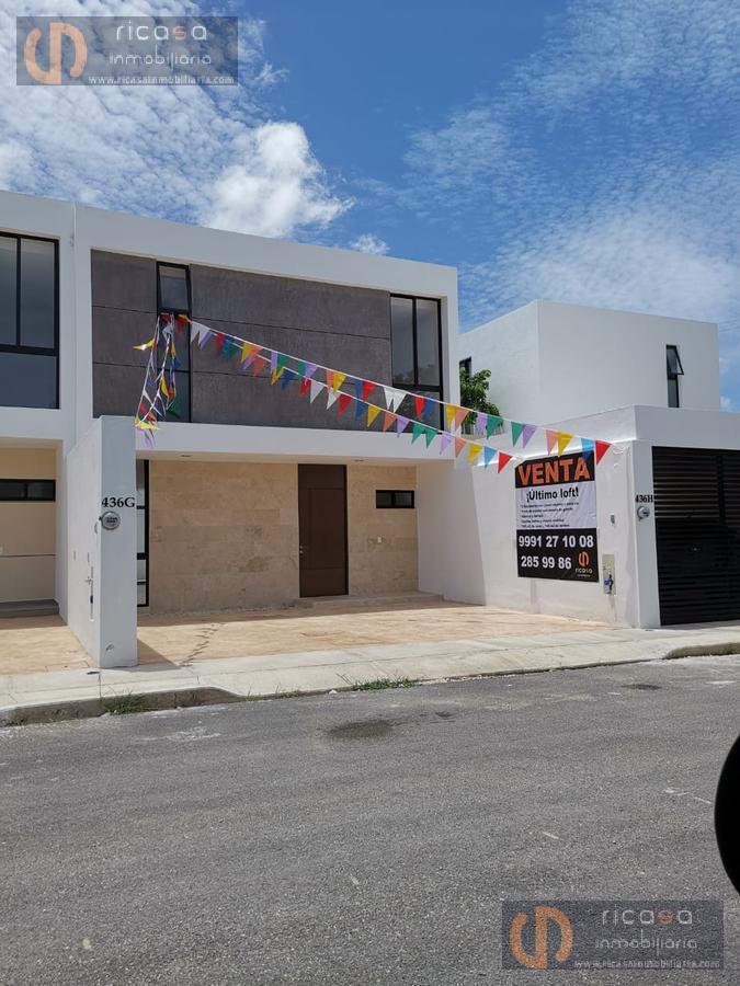 Foto Departamento en Venta |  en  Fraccionamiento Montebello,  Mérida  ULTIMO  LOFT EN VENTA !  en  Montebello  ACACIAS 2