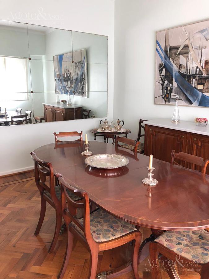 Foto Departamento en Venta en  Recoleta ,  Capital Federal  Juncal y Azcuenaga