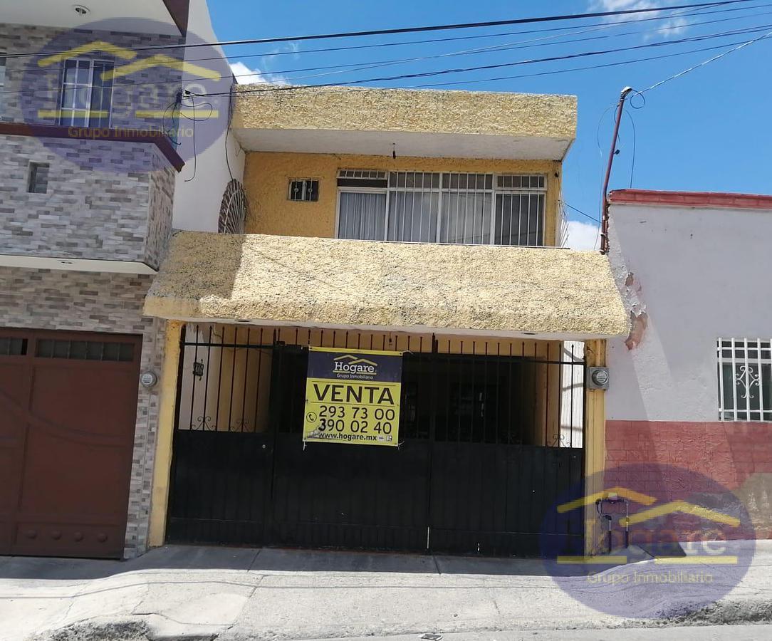 Casa Venta Amplia 3 Recámaras Buena Ubicación Colonia Piletas I y II León Gto