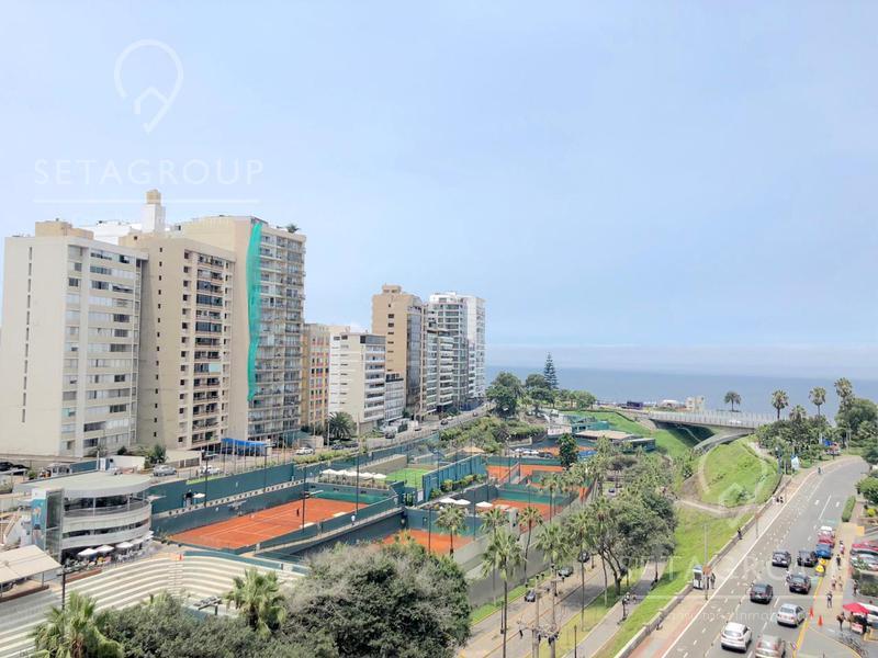 Foto Departamento en Alquiler en  Miraflores,  Lima  Malecon Balta - Miraflores