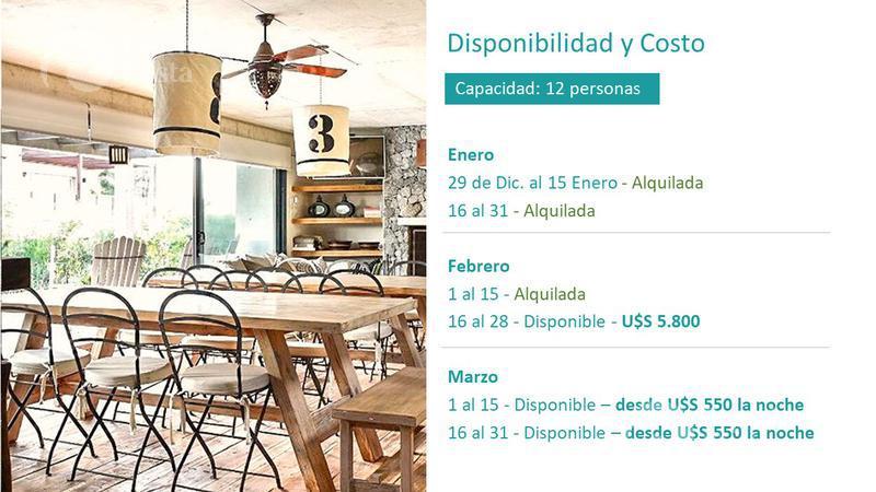 Foto Casa en  en  Barrio Costa Esmeralda,  Pinamar  Casa Piedra - Maritimo - Lote 4 y 5