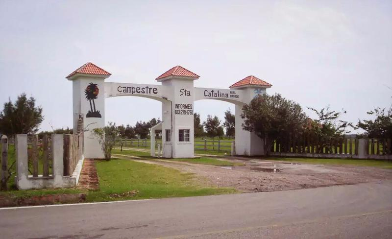 Foto Quinta en Venta en  Tampico Alto Centro,  Tampico Alto  Venta de Terreno en Tampico Alto Veracruz, Fracc. Santa Catalina