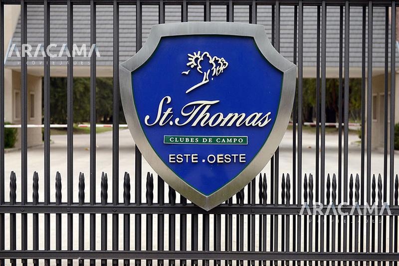Foto Terreno en Venta en  Saint Thomas,  Countries/B.Cerrado (E. Echeverría)  Saint Thomas Este