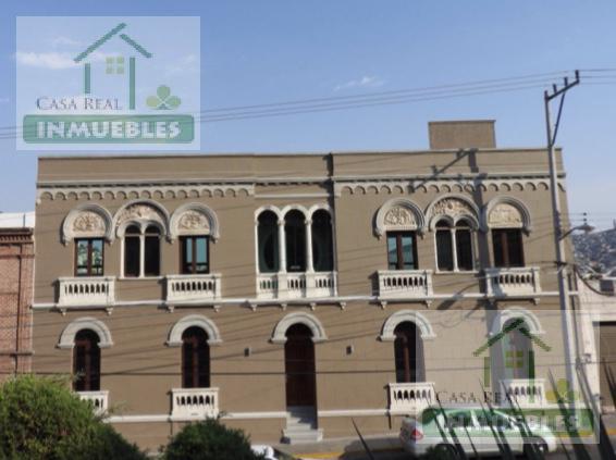 Foto Edificio Comercial en Venta en  Centro,  Pachuca  Edificio en Venta en calle Abasolo Pachuca