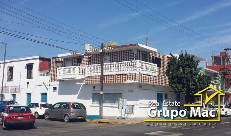 Foto Edificio Comercial en Renta en  Veracruz ,  Veracruz  Edificio en VENTA O RENTA en Col. Centro, Veracruz, Ver.