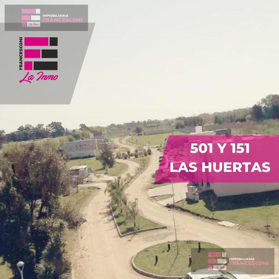 Foto Terreno en Venta en  Joaquin Gorina,  La Plata  501 y 150 Las Huertas