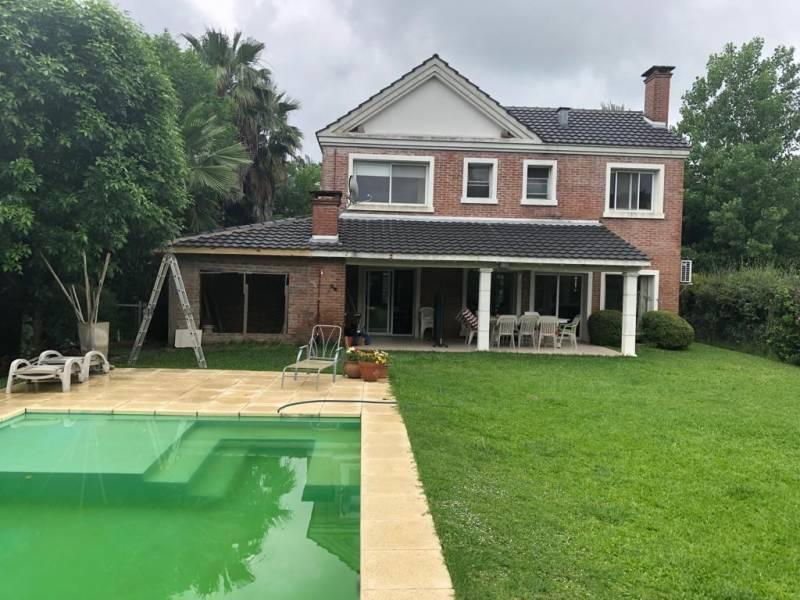 Foto Casa en Alquiler en  La Pradera I,  Countries/B.Cerrado (Pilar)  Caamaño - Panamericana km al 100