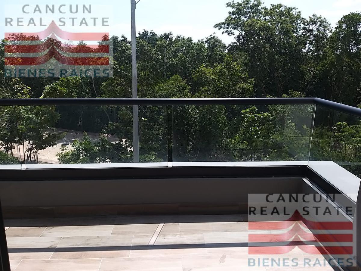 Foto Departamento en Renta en  Bosque de Cristo Rey,  Solidaridad  Departamento Playa del Carmen renta venta