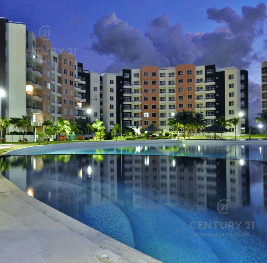Foto Departamento en Renta en  Bahía Dorada,  Cancún   Departamento en renta Dreams Lagoon
