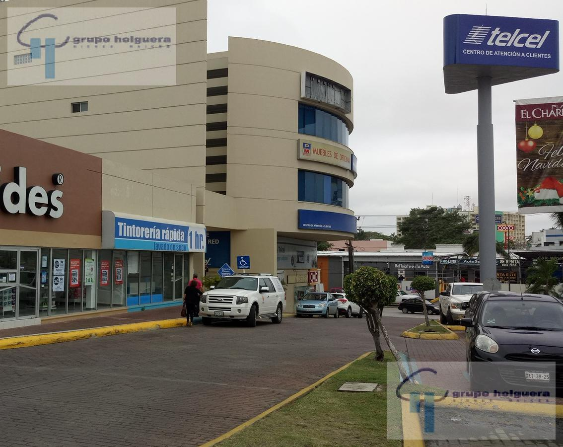 Foto Local en Renta en  El Charro,  Tampico  LOCAL COMERCIAL EN PLAZA EL CHARRO, TAMPICO, TAM.