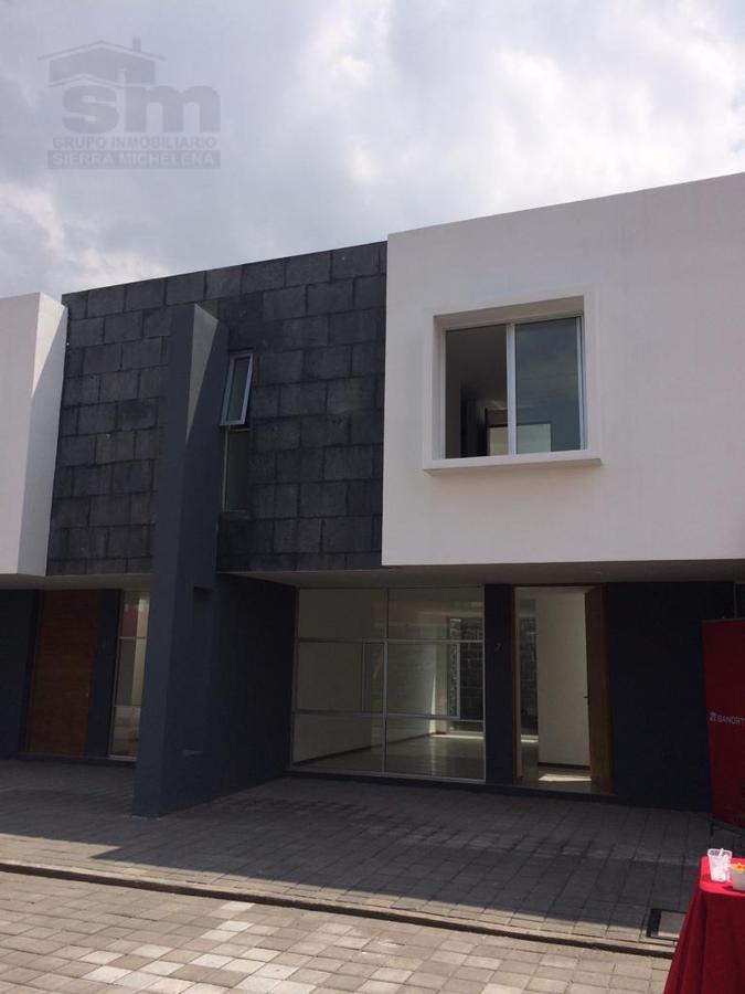 Foto Casa en condominio en Venta en  Puebla de Zaragoza ,  Puebla  Casas en Venta al sur de la Ciudad