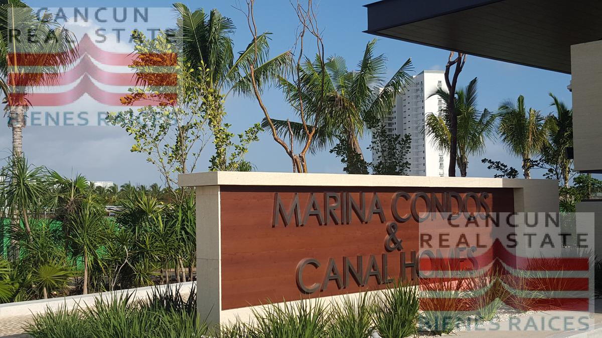 Foto Departamento en Renta en  Puerto Cancún,  Cancún  Departamento amueblado Puerto Cancún Marina