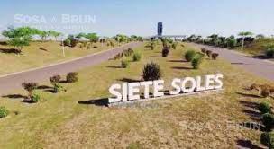 Foto Terreno en Venta en  Siete Soles,  Cordoba Capital  Vendo lote en Siete Soles Parterres 600m2