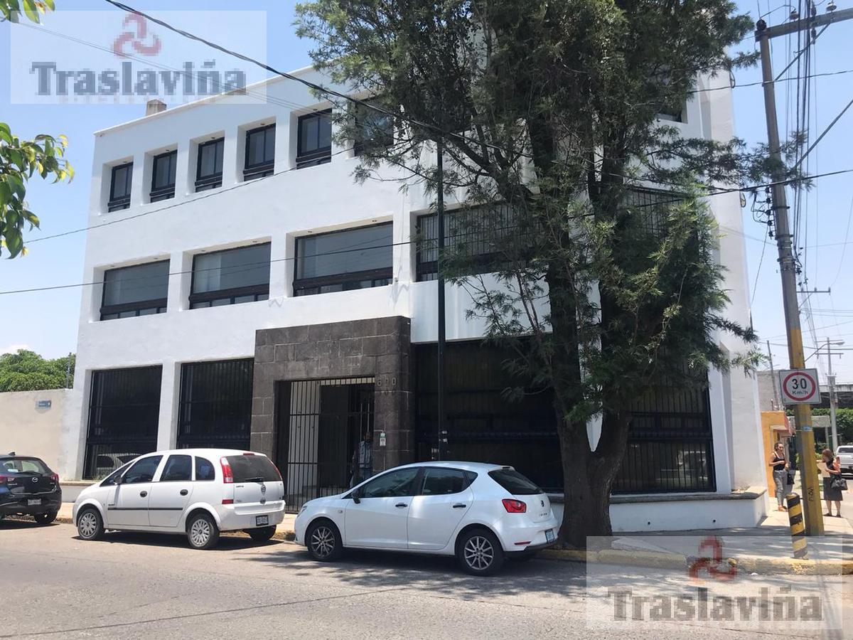 Foto Edificio Comercial en Renta en  Los Paraísos,  León  Av. México esq.  Suecia