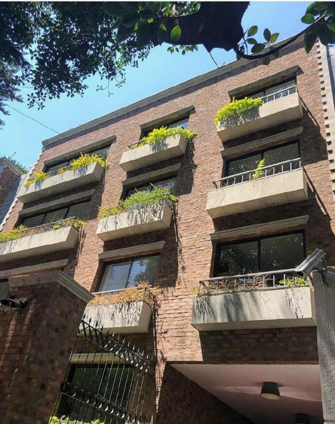 Foto Departamento en Venta en  Polanco,  Miguel Hidalgo  Colonia Polanco, Departamento con BALCÓN en venta, calle Sócrates (GR)