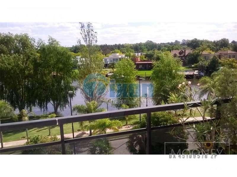 Foto Departamento en Venta en  Rincon De Milberg,  Tigre  Barrio cerrado Marina Golf C.C.