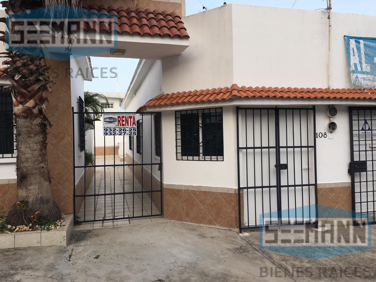 Foto Departamento en Renta en  Reforma,  Veracruz  Fernando Siliceo # 108 entre Colón y Rafael Freyre, Fracc. Reforma, Veracruz, Ver.