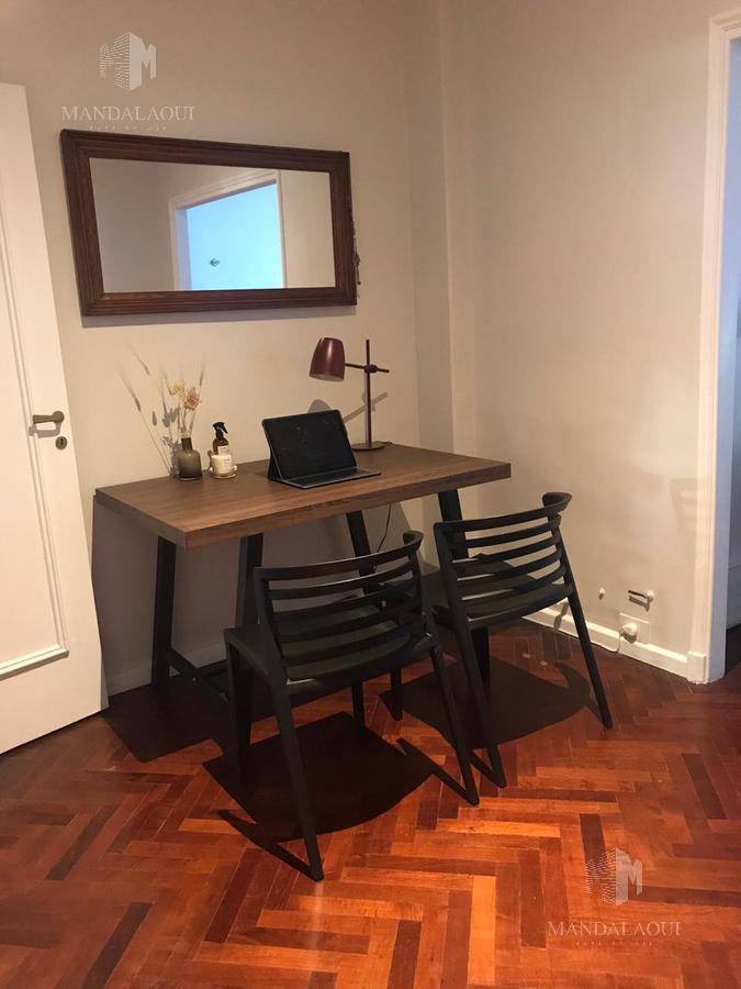 Foto Departamento en Venta en  Recoleta ,  Capital Federal  4 ambientes mas dependencia en el corazón de Recoleta!