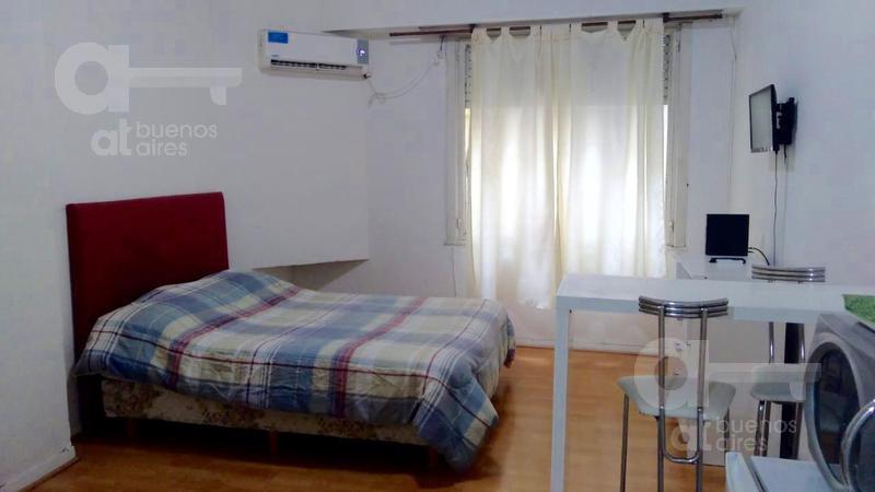 Foto Departamento en Alquiler temporario en  Recoleta ,  Capital Federal  Ayacucho al 1400, esquina Peña