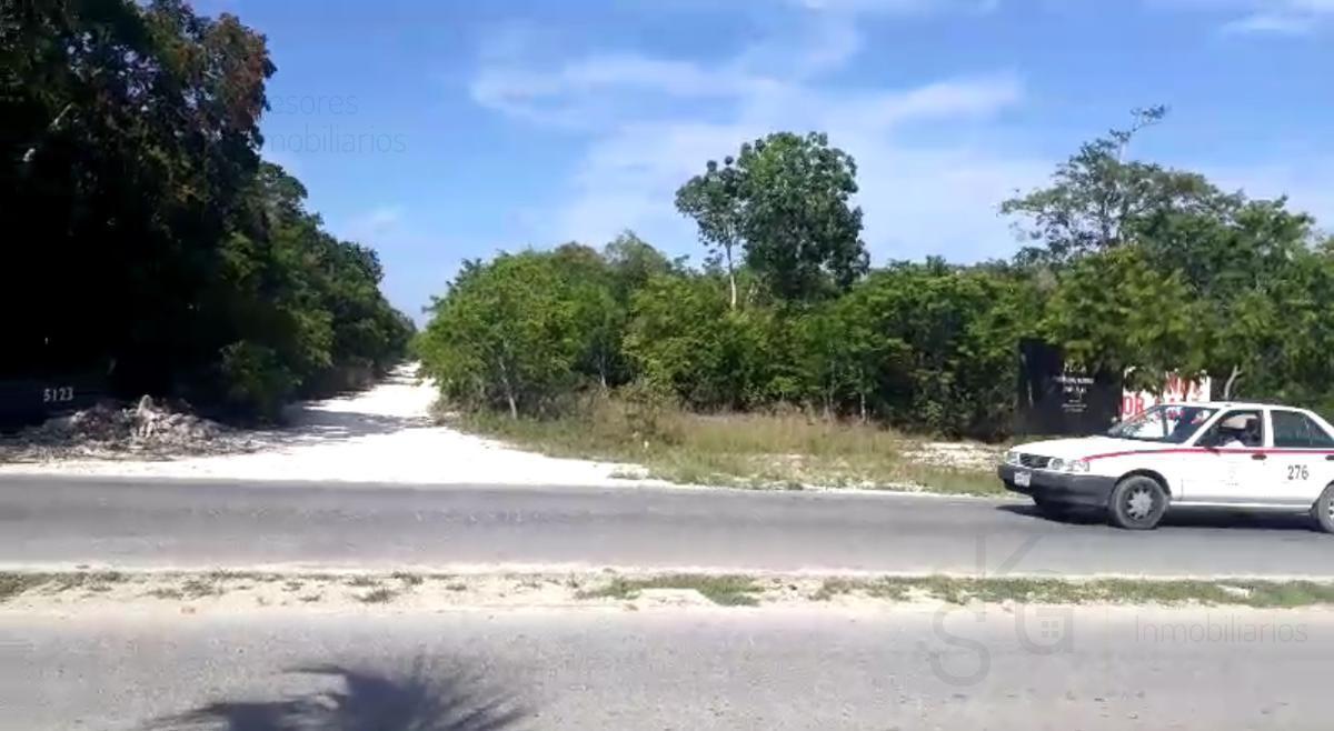 Foto Terreno en Venta en  Aldea Zama,  Tulum  SKG Asesores Inmobiliarios Vende Terreno en Carretera Cancun Tulum, Cerca Aldea Sama, Tulum, Qintana Roo