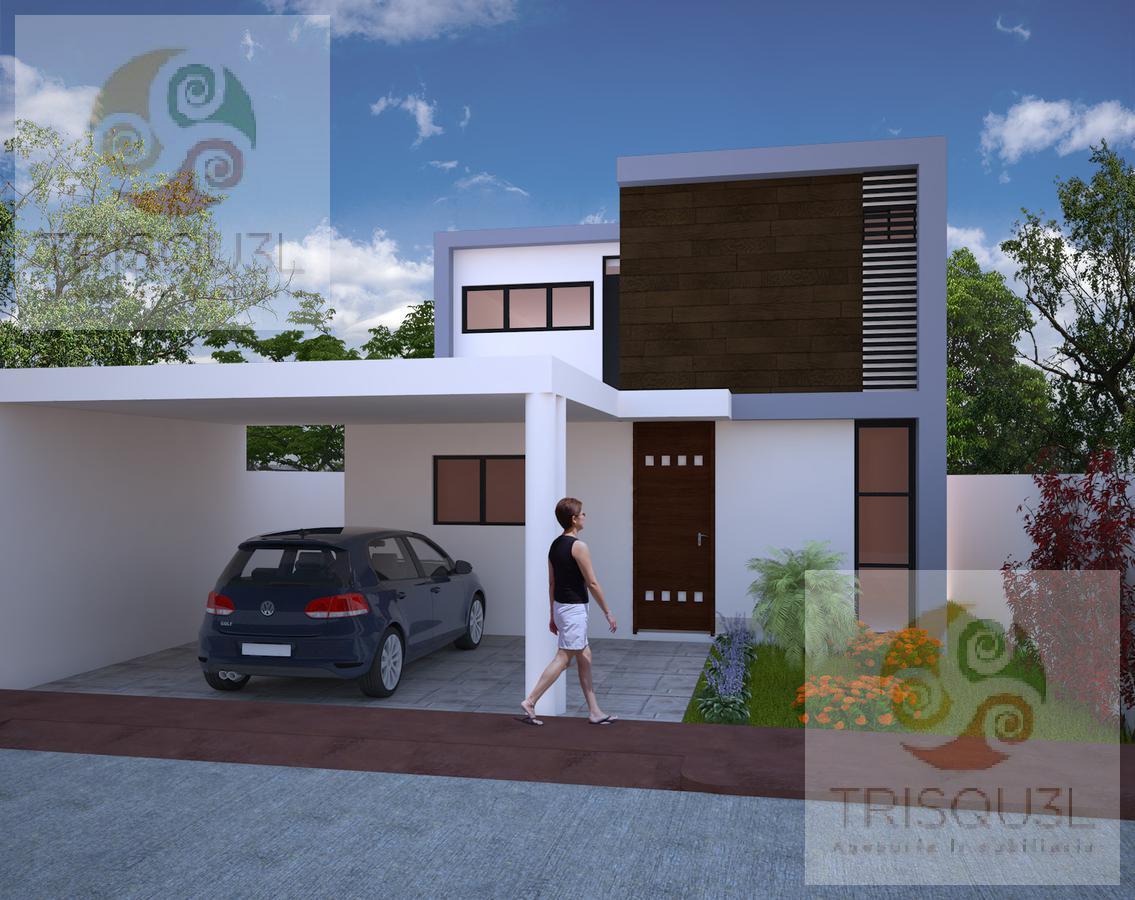 Foto Casa en condominio en Venta en  Pueblo Cholul,  Mérida  Casa Venta Privada Lunare  (31) Cholul, Mérida Yucatán