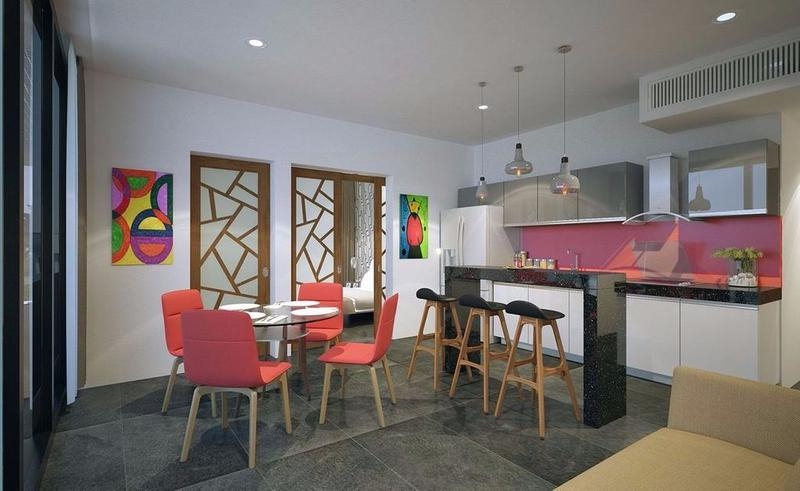 Playa del Carmen Centro Apartment for Sale scene image 2