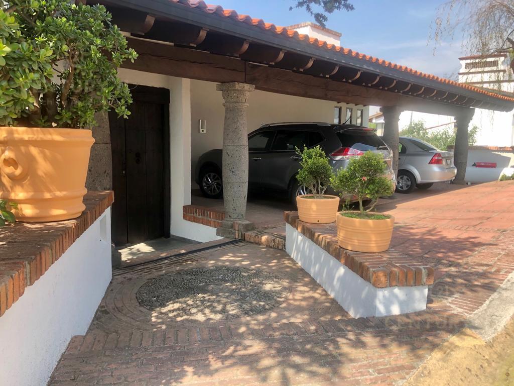 Foto Casa en condominio en Venta en  Club de Golf los Encinos,  Lerma  MAGNÍFICA CASA EN MIRADOR DE LOS ENCINOS