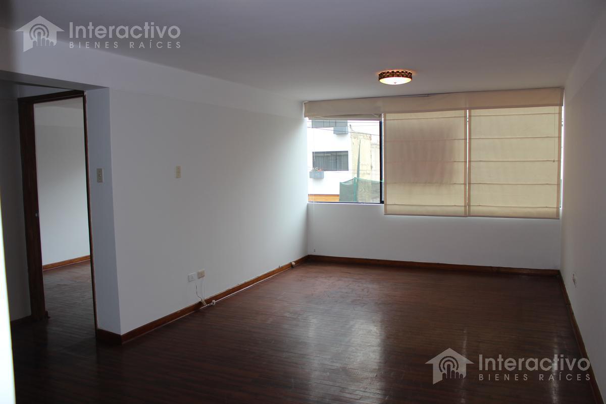 Foto Departamento en Alquiler en  Miraflores,  Lima  Altura cdra 2 de Av. Pardo