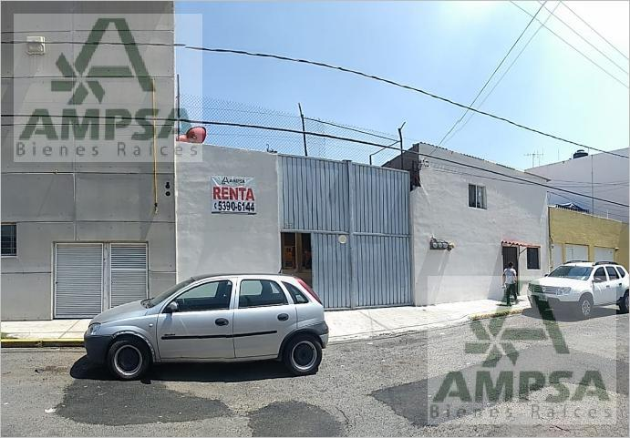 Foto Local en Renta en  Cervecera Modelo,  Naucalpan de Juárez          Calle C