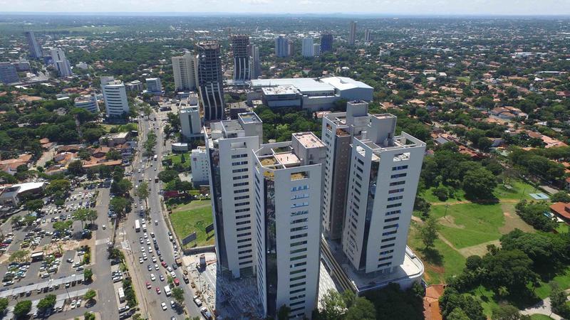 Foto Oficina en Venta en  Ycua Sati,  Santisima Trinidad  Vendo o Alquilo Oficina De 430m2 En Las Torres Del Paseo