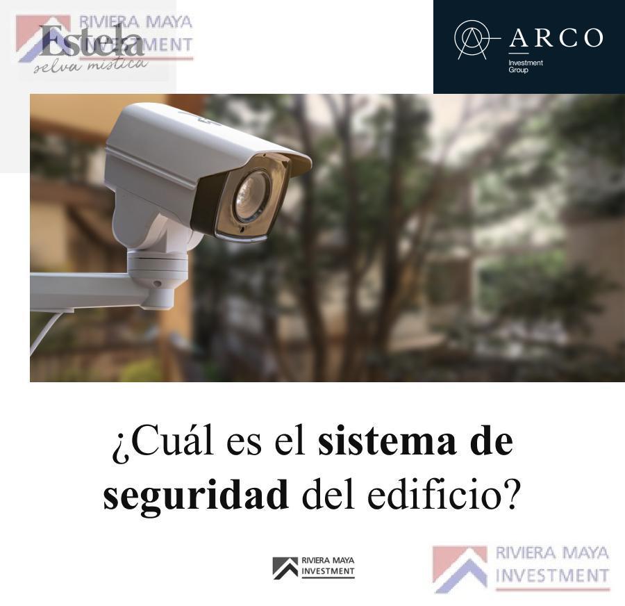 Foto Departamento en Venta en  Solidaridad ,  Quintana Roo  Departamento  en Desarrollo Estela , en Venta
