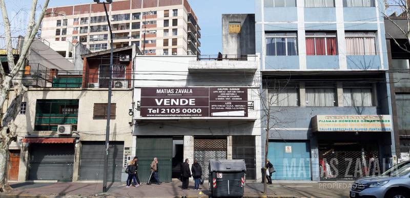 Foto Galpón en Venta en  Parque Patricios ,  Capital Federal  Av Caseros al 2000