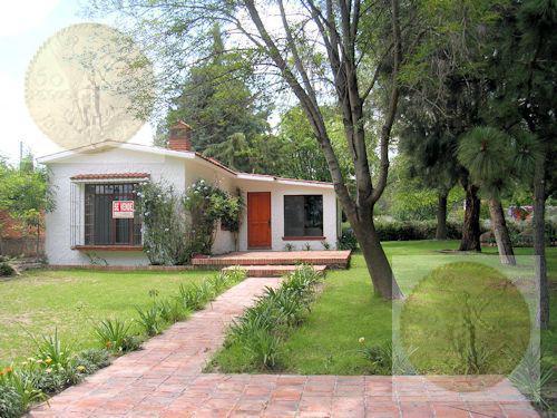 Foto Casa en Renta en  Granjas Residencial,  Tequisquiapan  Hermosa casita campirana, semi-amueblada