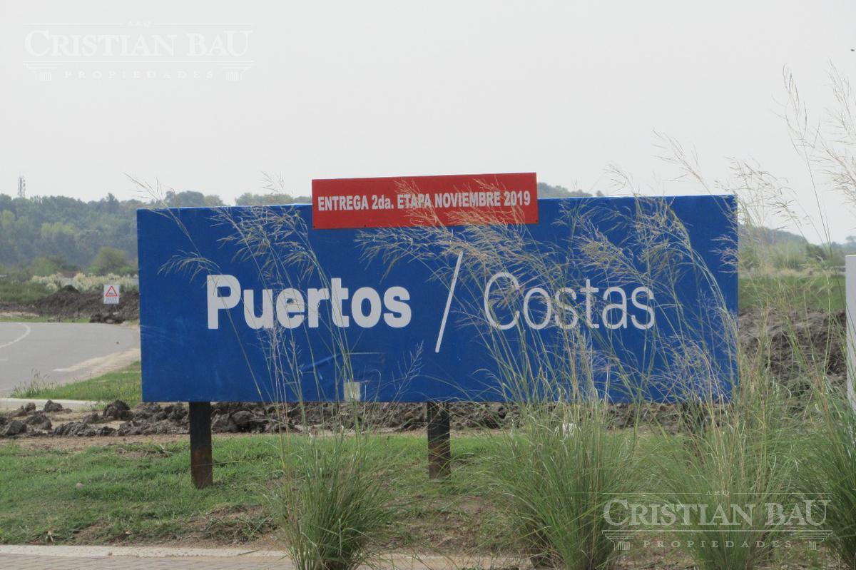 Foto Terreno en Venta en  Costas,  Puertos del Lago  Barrio Costas