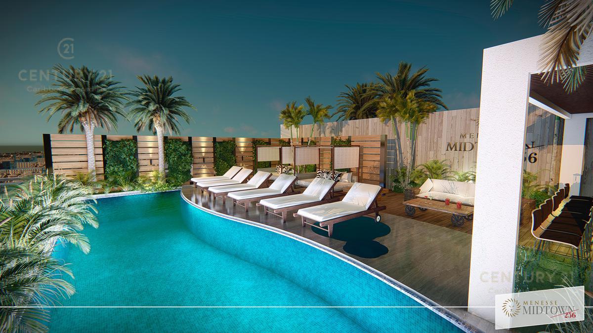 Playa del Carmen Centro Apartment for Sale scene image 21